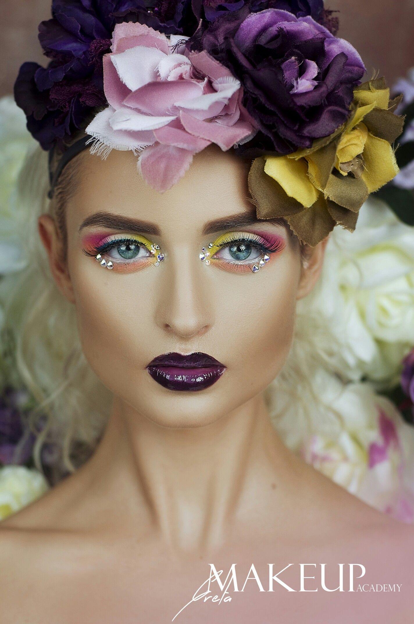 Makeup academy Makeuplover Makeup academy, Face art, Her