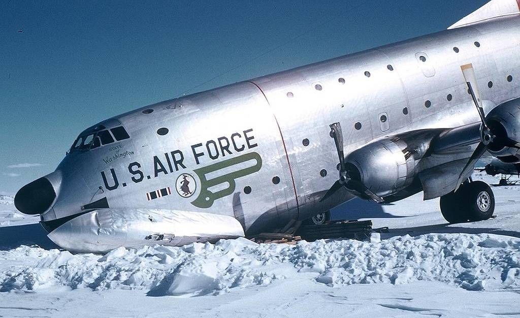 C124 OUCH Cargo aircraft, Aircraft images, Vintage aircraft