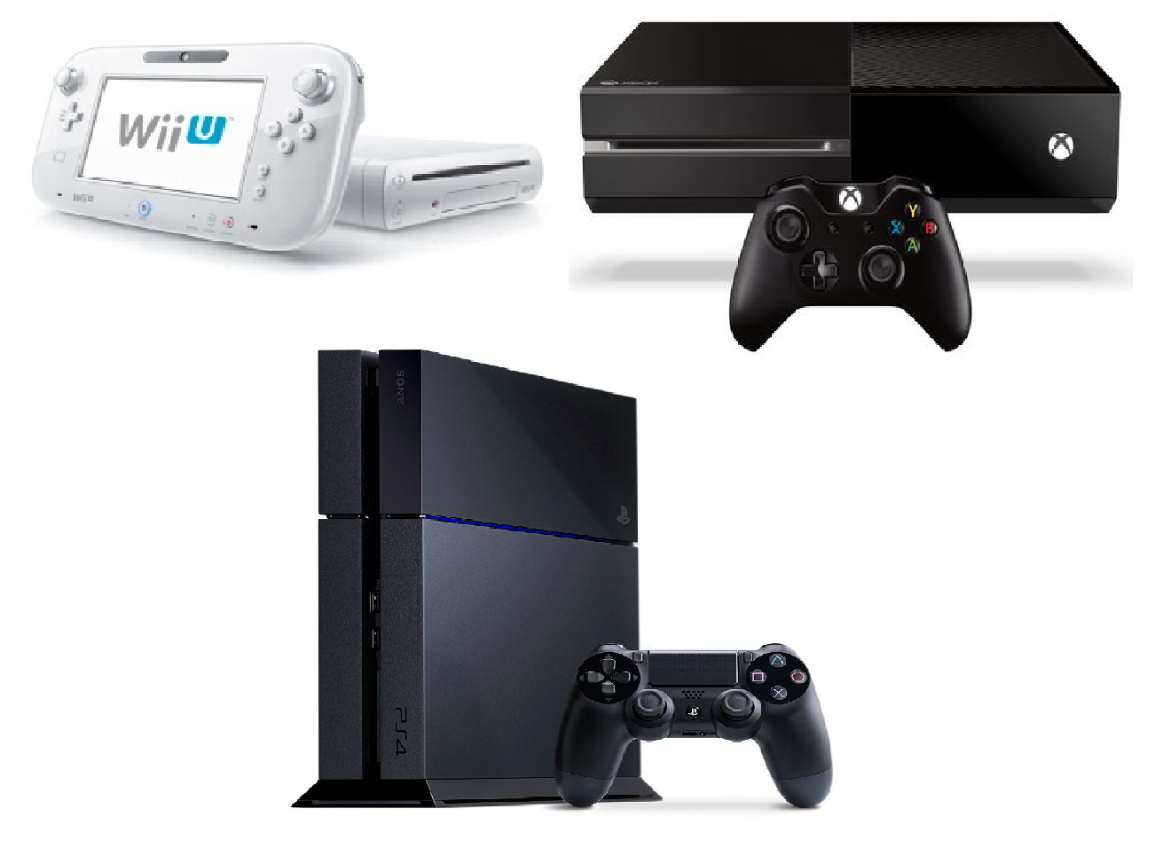 Console Wars Png 1302 956 Game Console Ps4 Or Xbox One Xbox One
