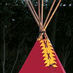View All Photos < How to Make a Kids' Teepee - Sunset.com