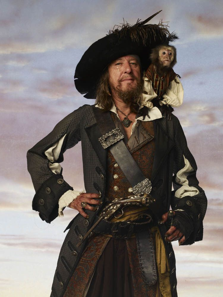 Captain Hector Barbossa  32b129336d3d