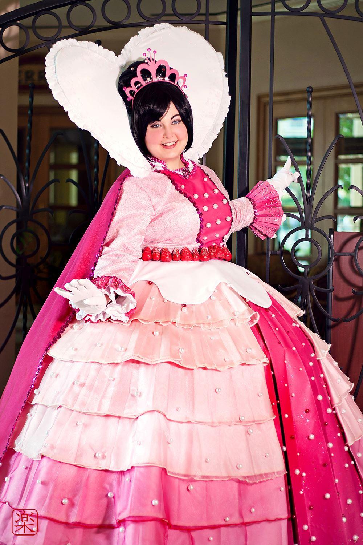 Princess Vanellope Costume Is Beyond Sweet   Costume Inspirations ...