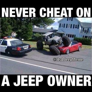 Funny Jeep Owner Memes