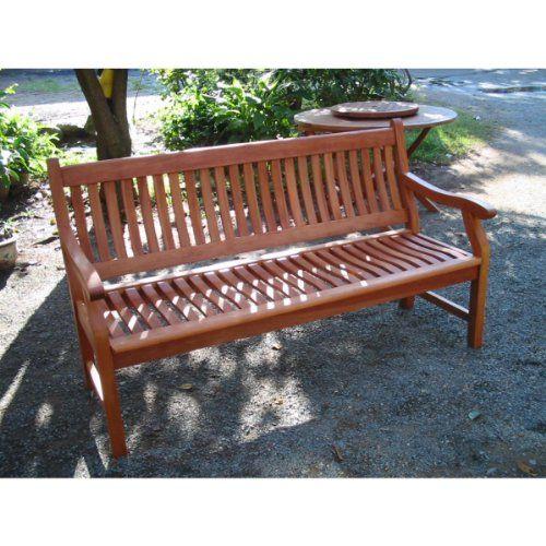 Gartenbank New Jersey 3 Sitzer Holzbank Aus Hartholz Eukalyptus 100 Fsc Jetzt Bestellen Unter Https Moebel Ladendirekt Gartenbanke Balkon Bank Gartenbank