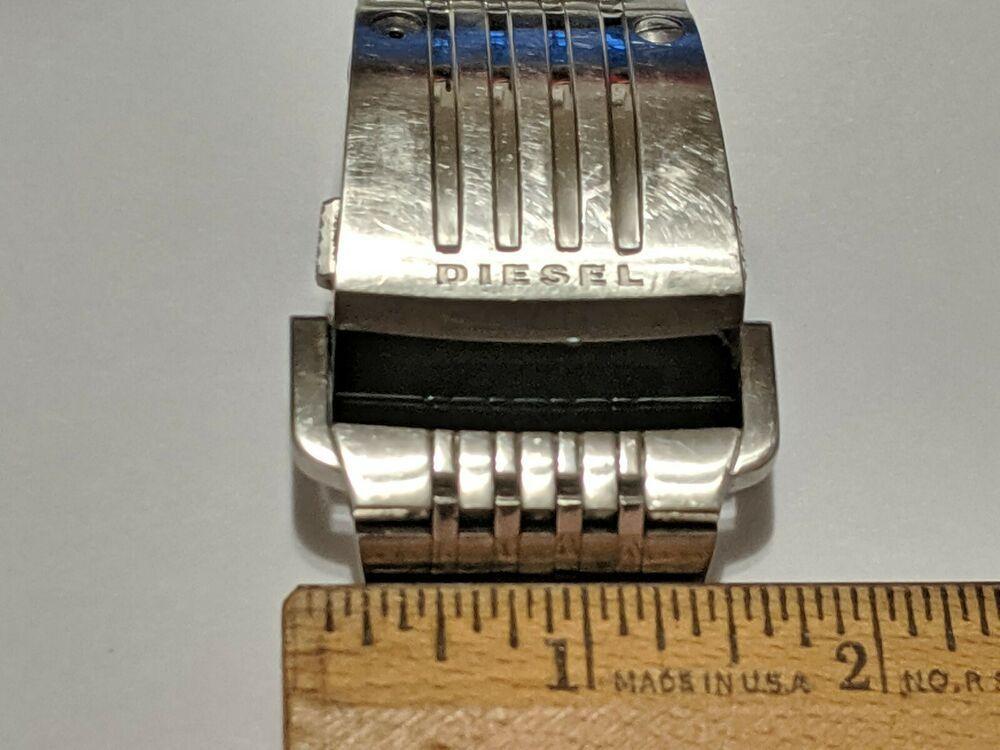 Vintage Diesel Watch Heavy Dz 7080 Diesel Diesel Watch Vintage Diesel
