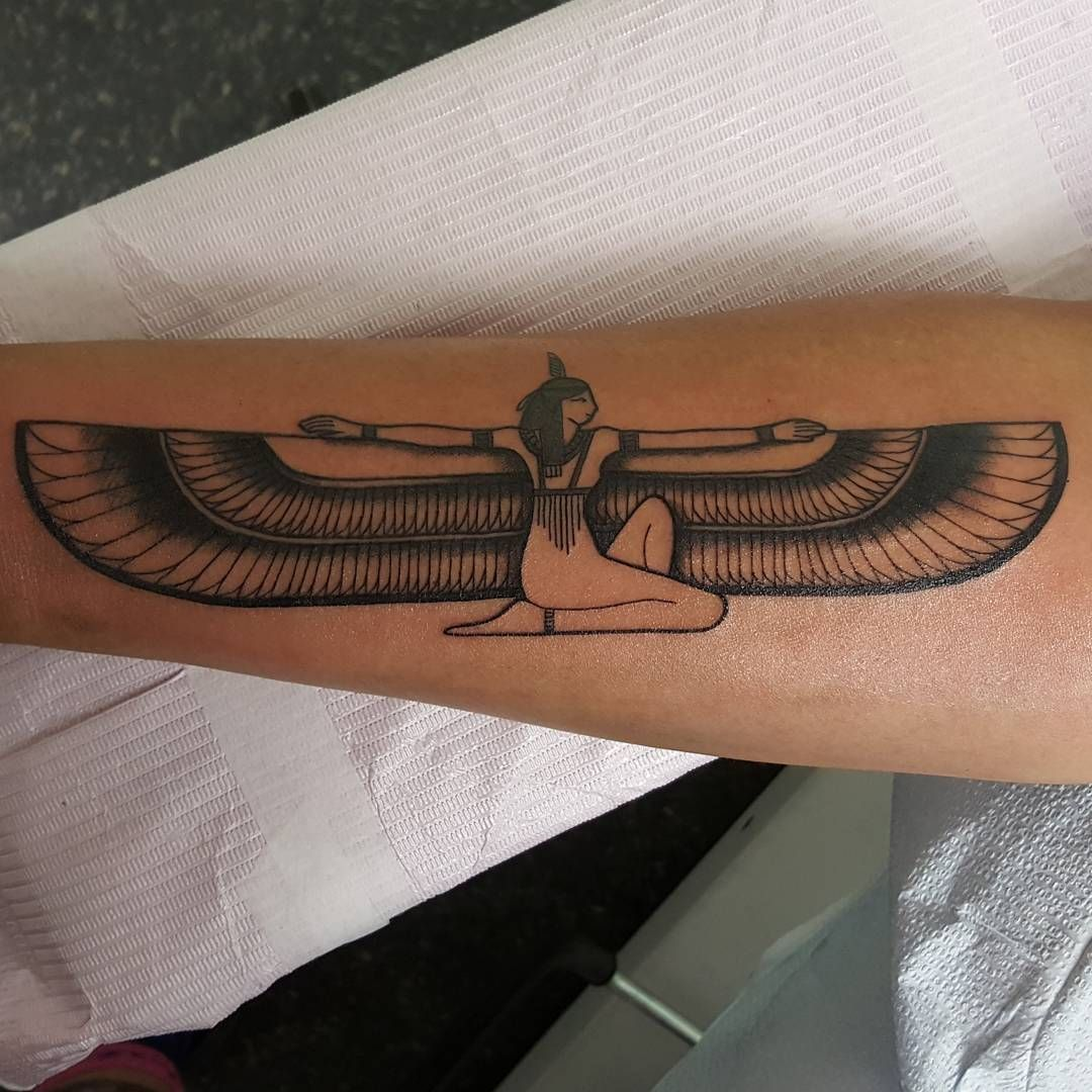 Goddess Tattoo For Woman: Egyptian Goddess Tattoos For Women