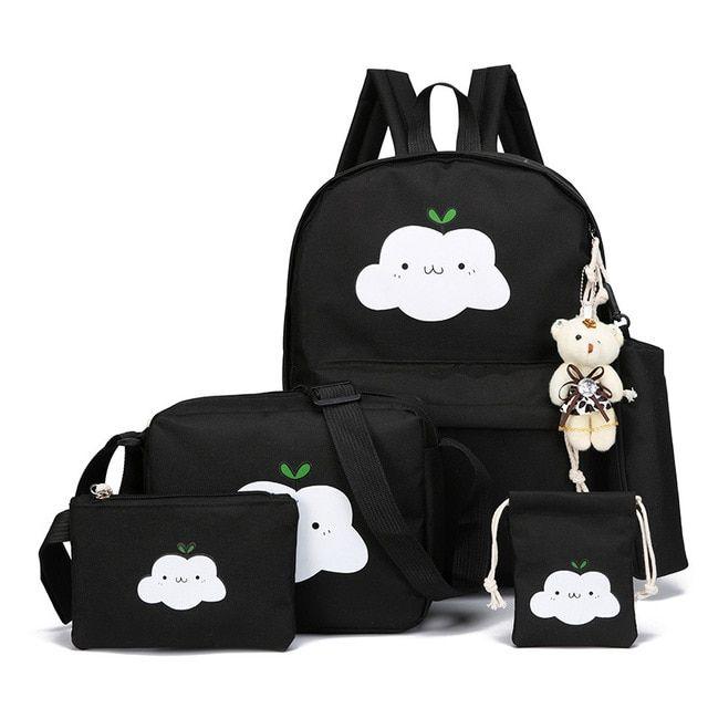 ZIRANYU Hot School Bags Children Backpacks for Teenagers Girls Lightweight Waterproof  School Bags Child Orthopedics Schoolbags Review c6df5566ad280