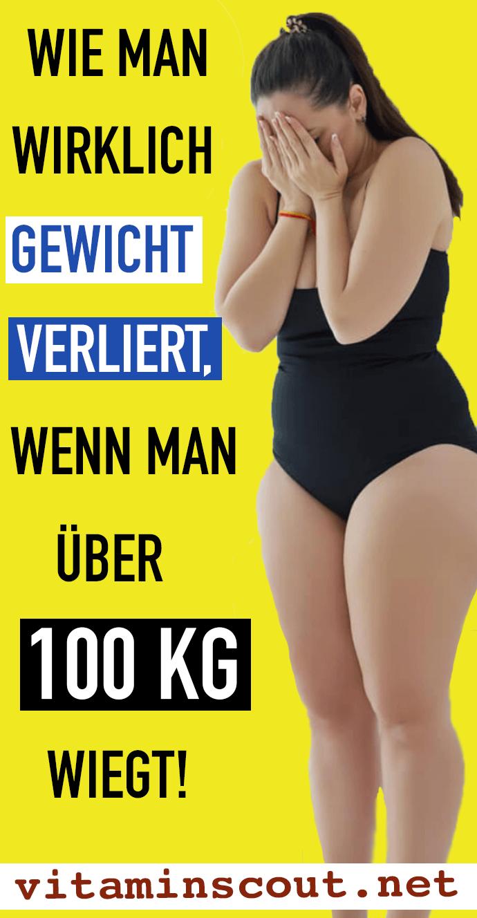 Wie man in 1 Monat 10 Kilo Gewicht verliert, ist wie viele Pfund