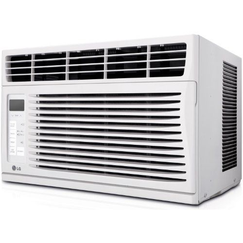 Lg Electronics Lw6014er Energy Star 115 Volt Window Mounted Air Conditioner With Rem Window Air Conditioner Best Window Air Conditioner Window Air Conditioners