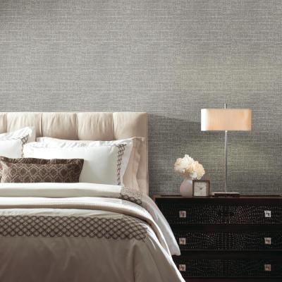 Trowel Texture Paintable Wallpaper Peel, stick wallpaper