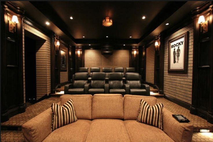 basement home theater ideas #basement (home theater ideas) Tags
