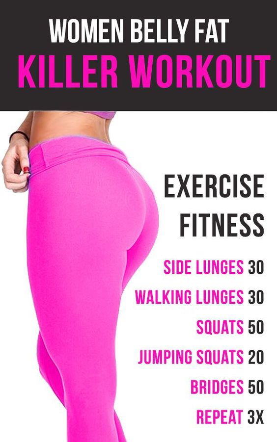 The Ultimate Killer Lower Ab Workout for Women (It Works ...