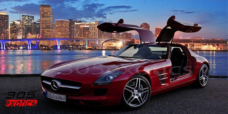 Mercedes benz sls rental miami mercedes benz sls