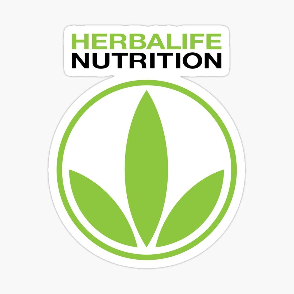 Herbalife Logo Sticker By Trends Supply Co In 2021 Herbalife Herbalife Nutrition Nutrition Logo