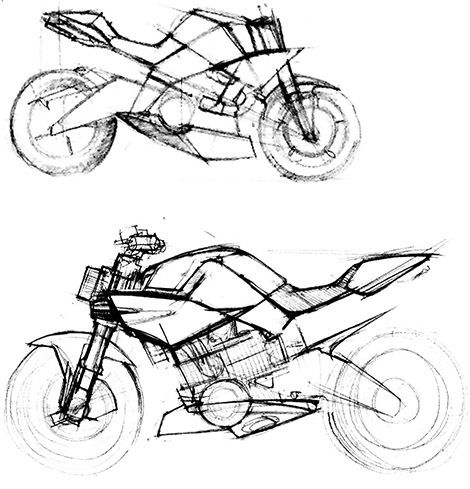Motorcycle Design And Model