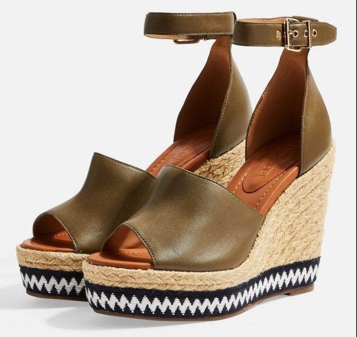 Spring Wedges to Shop, Because Who Doesn't Love Spring Wedges? #shoewedges