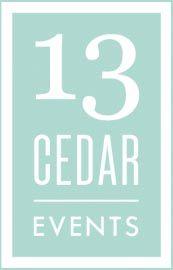 13 cedar events charlotte nc wedding planning