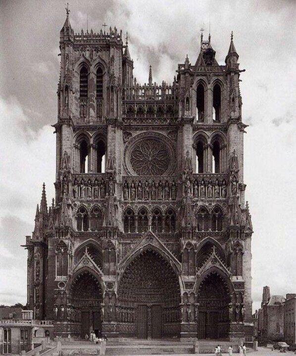Cathédrale d'Amiens - France