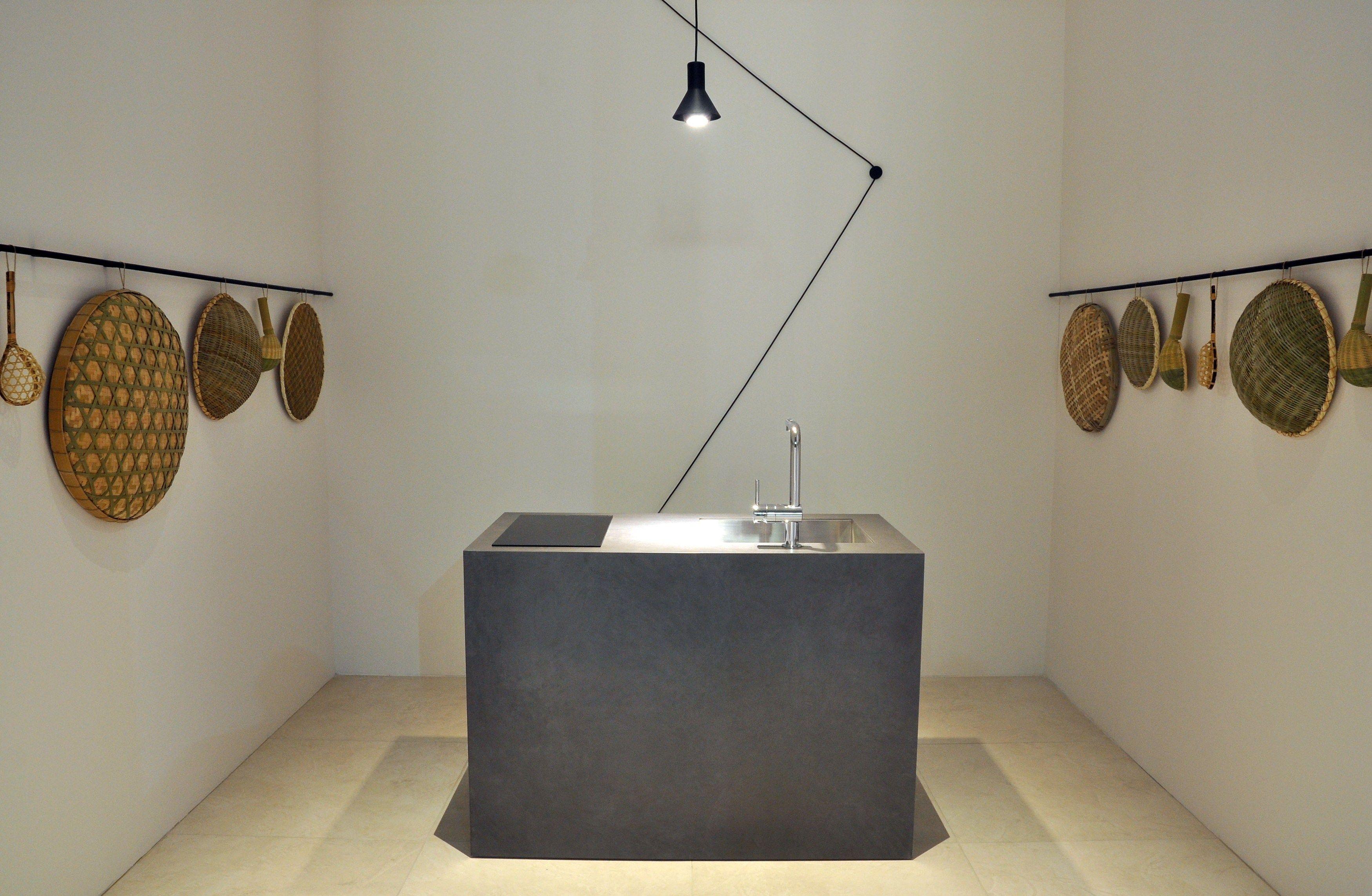 Mini-Küche aus Keramik CERAGINO by Sanwa Company Design Sanwa ...