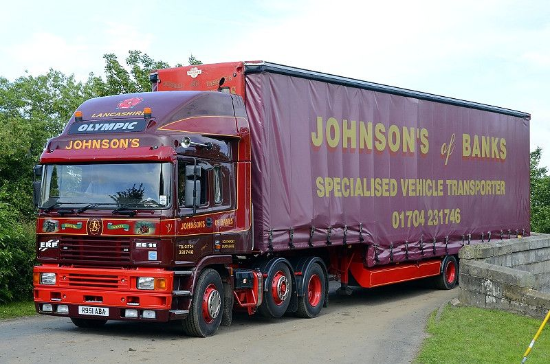 Erf Trucks Truck Uk Historic With Images Classic Pickup