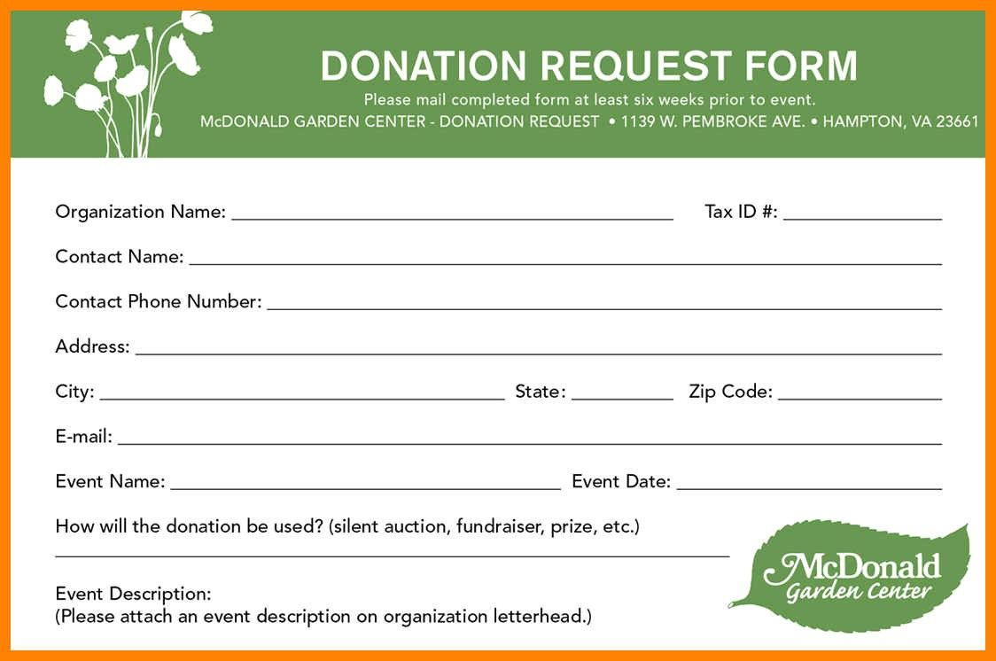 Pledge Cards Template Fundraising Card Certificate Images For Building Fund Pledge Card Template Cumed O Donation Request Form Donation Form Donation Request
