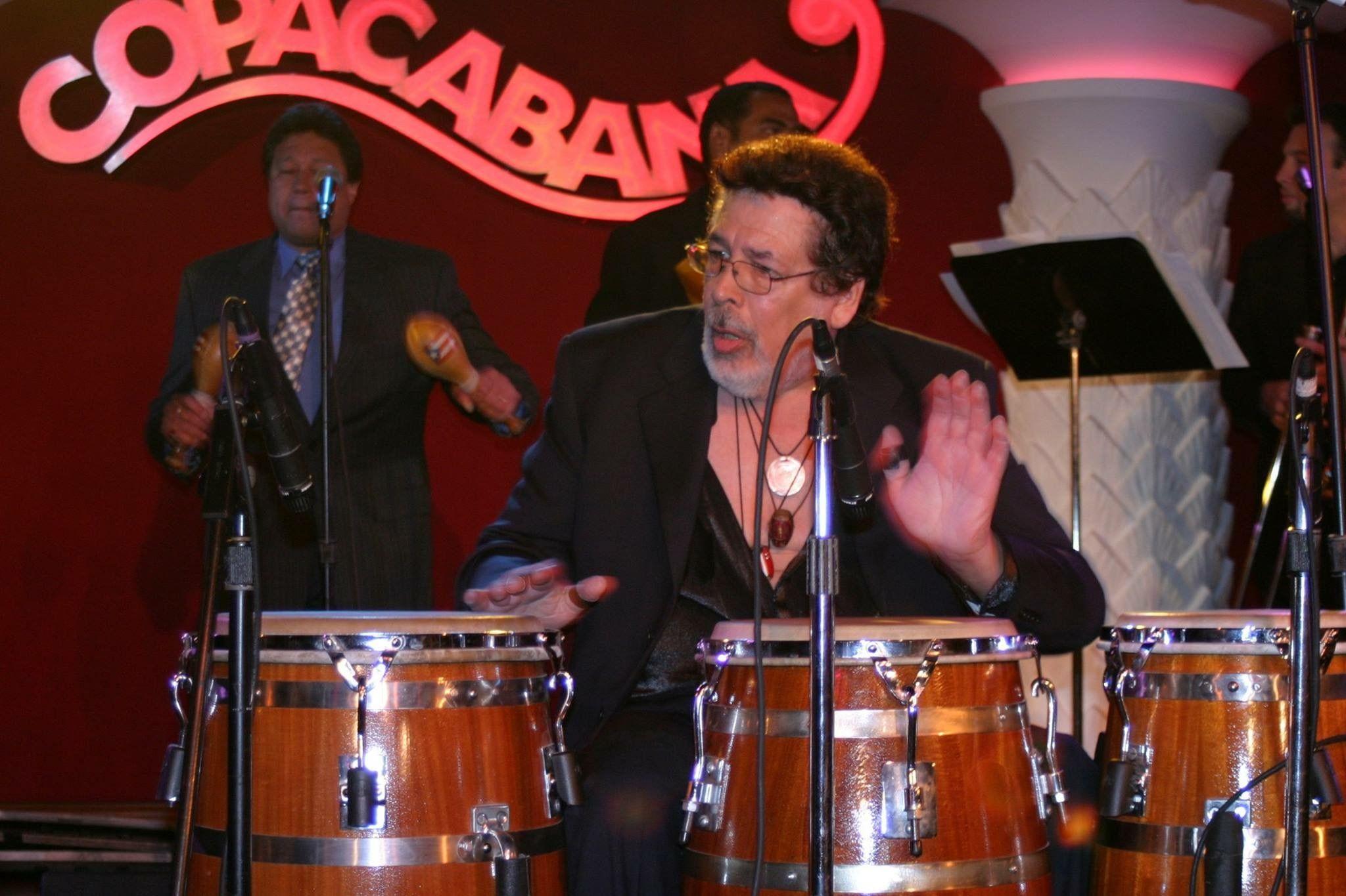 Mi Idolo Ray Barretto Salsa Music Barretto Percussionist