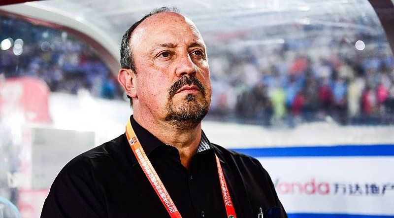 Benitez Rules Himself Out Of Arsenal And Everton Jobs