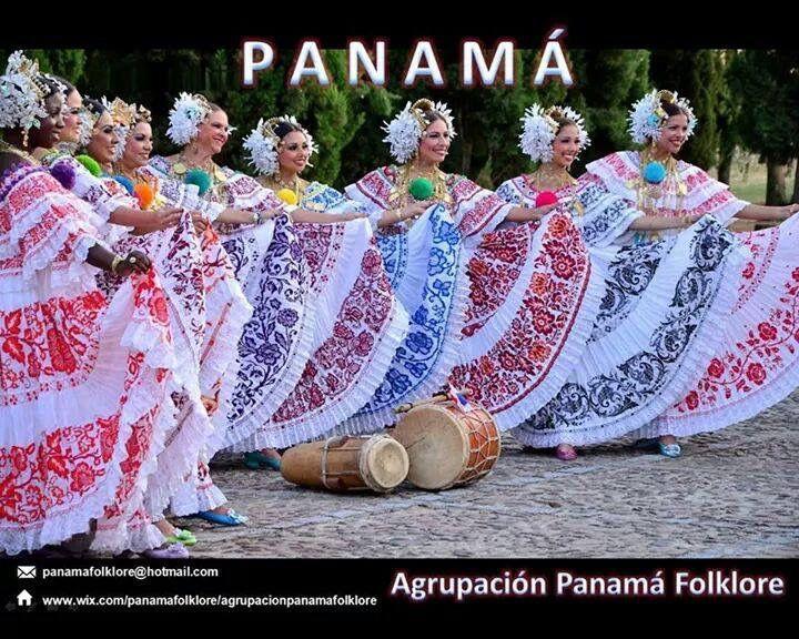 Polleras, Panama | Panama Culture | Panama, Central ...