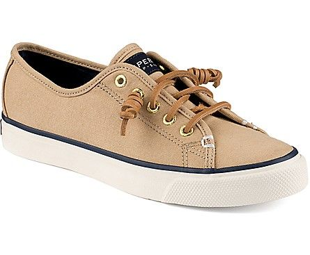 Seacoast Canvas Sneaker Boat Shoes Mens Canvas Shoes Sperry Boat Shoes