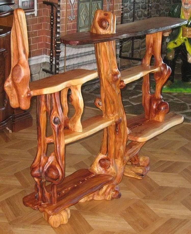 Rustic Log Furniture Cedar, Log Furniture Ideas