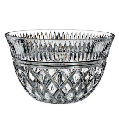 Waterford Eastbridge 8 Inch Bowl Crystal Bowls Waterford Crystal Bowl