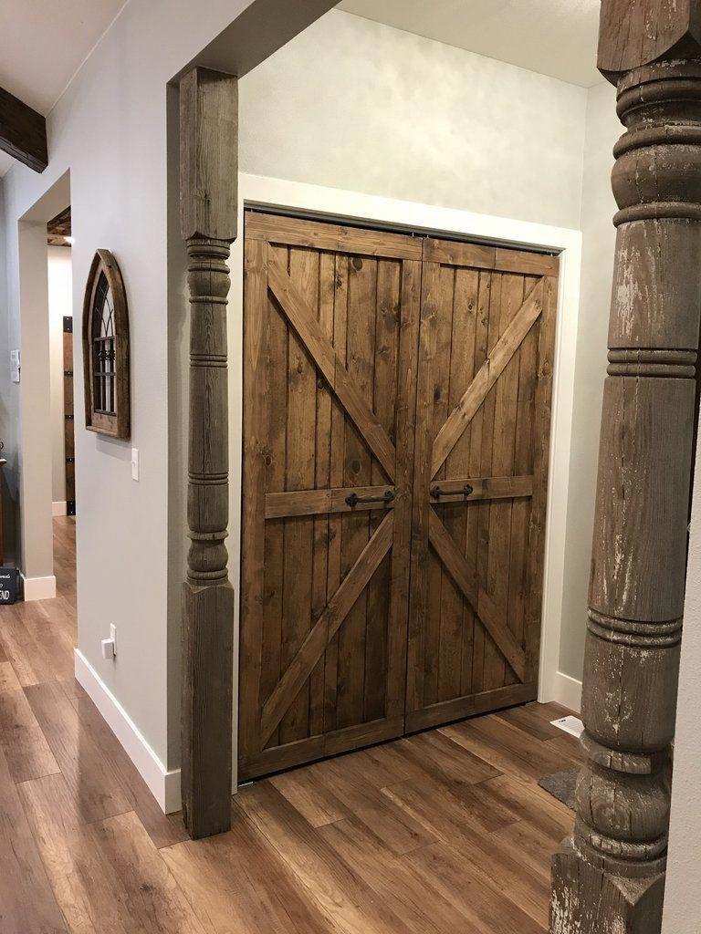 Pine Internal Doors  Wooden Bedroom Door  Interior Door Sizes