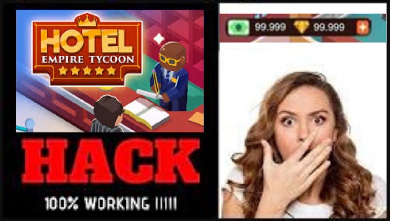 Hotel Empire Tycoon Cheats 600k Free Gems Hack 2020 That Works For