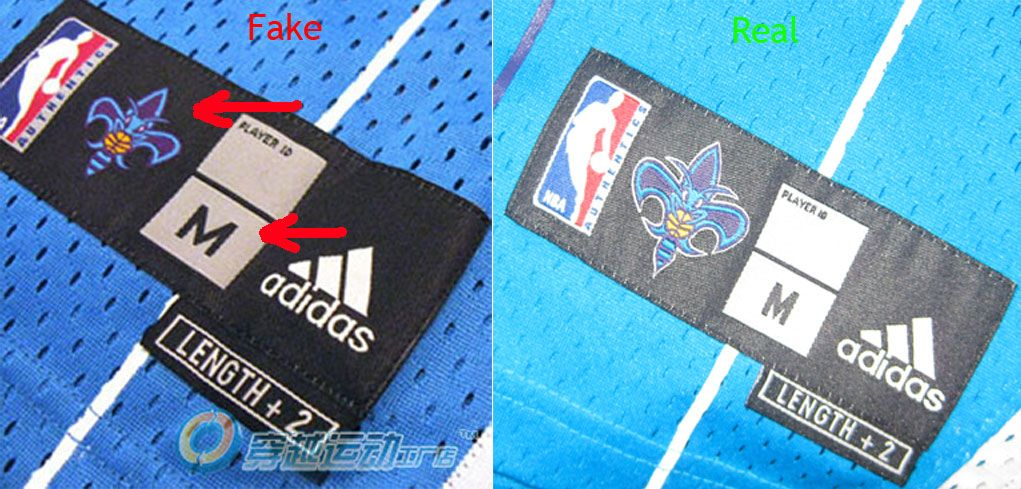 c9c05f7a How to spot fake NBA swingman Jerseys (On ebay/trademe/anywhere ...
