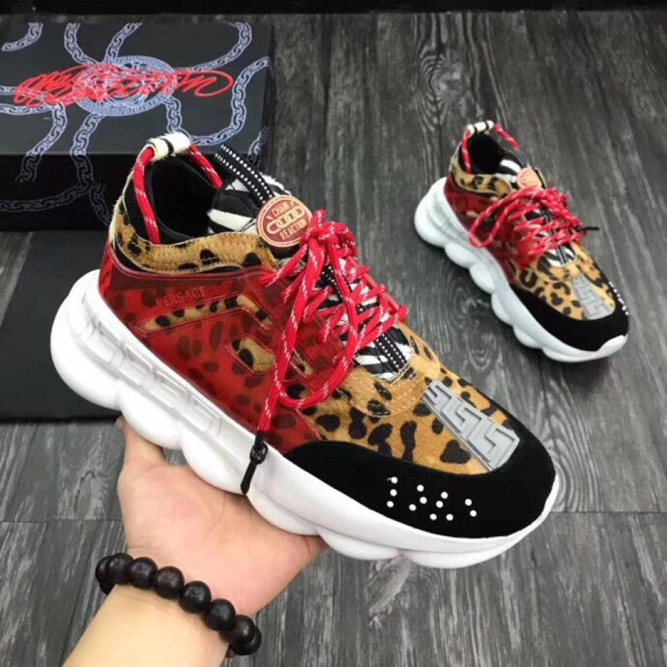 versace shoes sneakers casual shoe