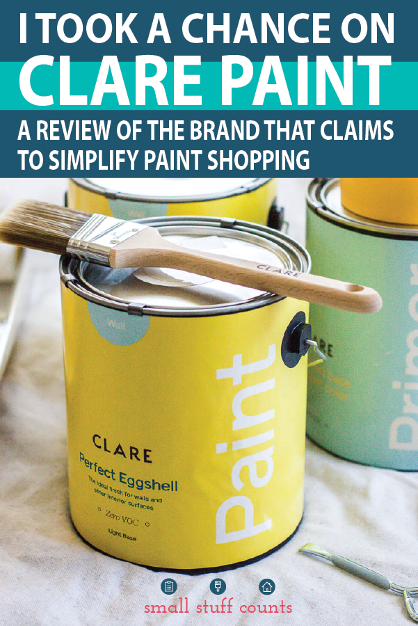 Meet Clare Paint - The Simplified, Time-Saving Way To Buy ...