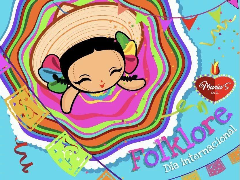 Expresar nuestras costumbres, tradiciones y canciones siempre será sinónimo de orgullo... ¡Amemos la cultura de nuestro pueblo! ♥️🇲🇽  ¡Feliz día mundial del folklore! 💮🙂 #MaríasINC #DíaMundialDelFolklore #Folklore #FelizJueves #DíaInternacionalDelFolklore