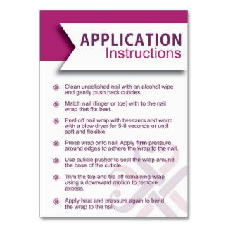 Jamberry sample cards google search jamberry me for Jamberry sample card template