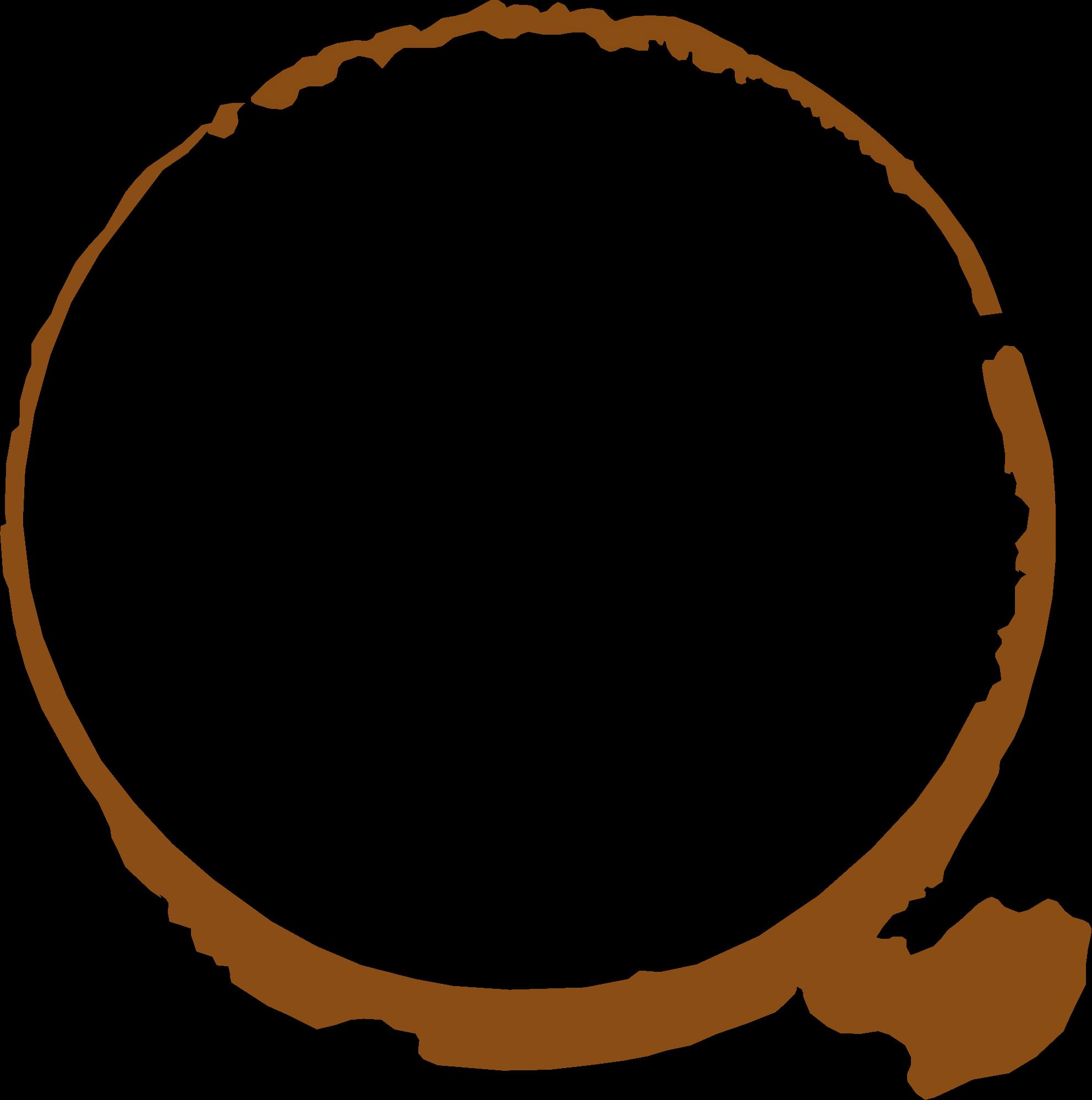 coffee ring