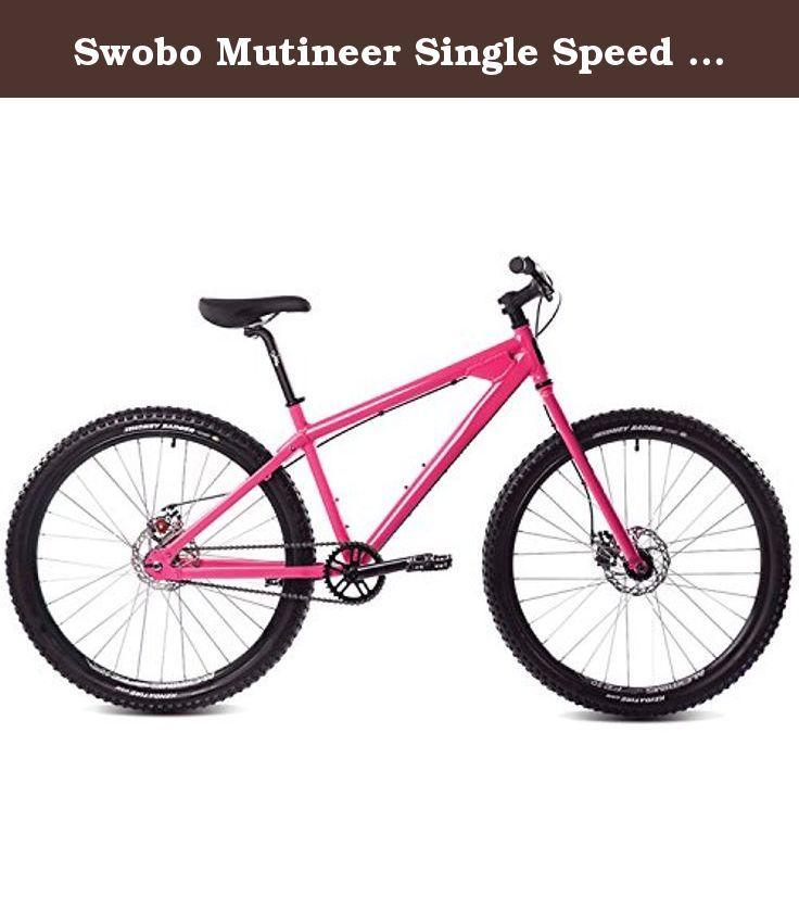 Swobo Mutineer Single Speed Mountain Bike (Frame Size : 20-Inch/X ...