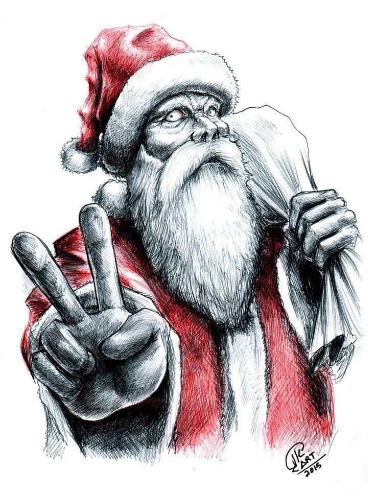 Weihnachtsmann Horror