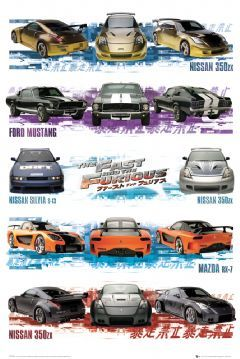 The Fast And The Furious Tokyo Drift Movies Movies