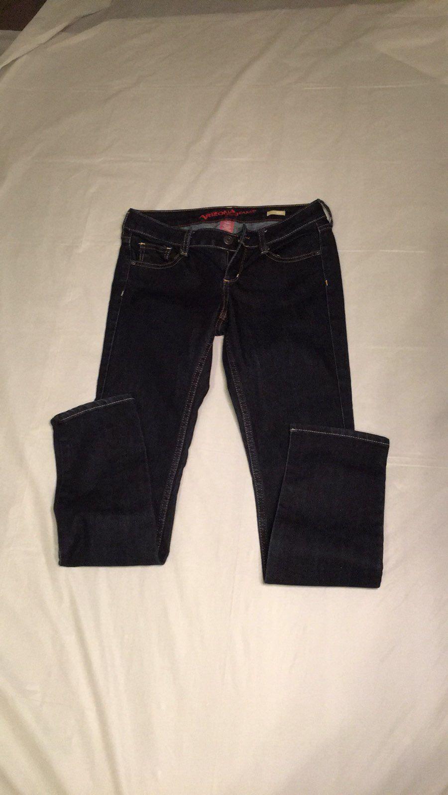 Arizona Size 3 Shirt Girls Skinny Jean Mercari The