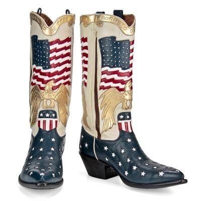 stars en stripes laarzen