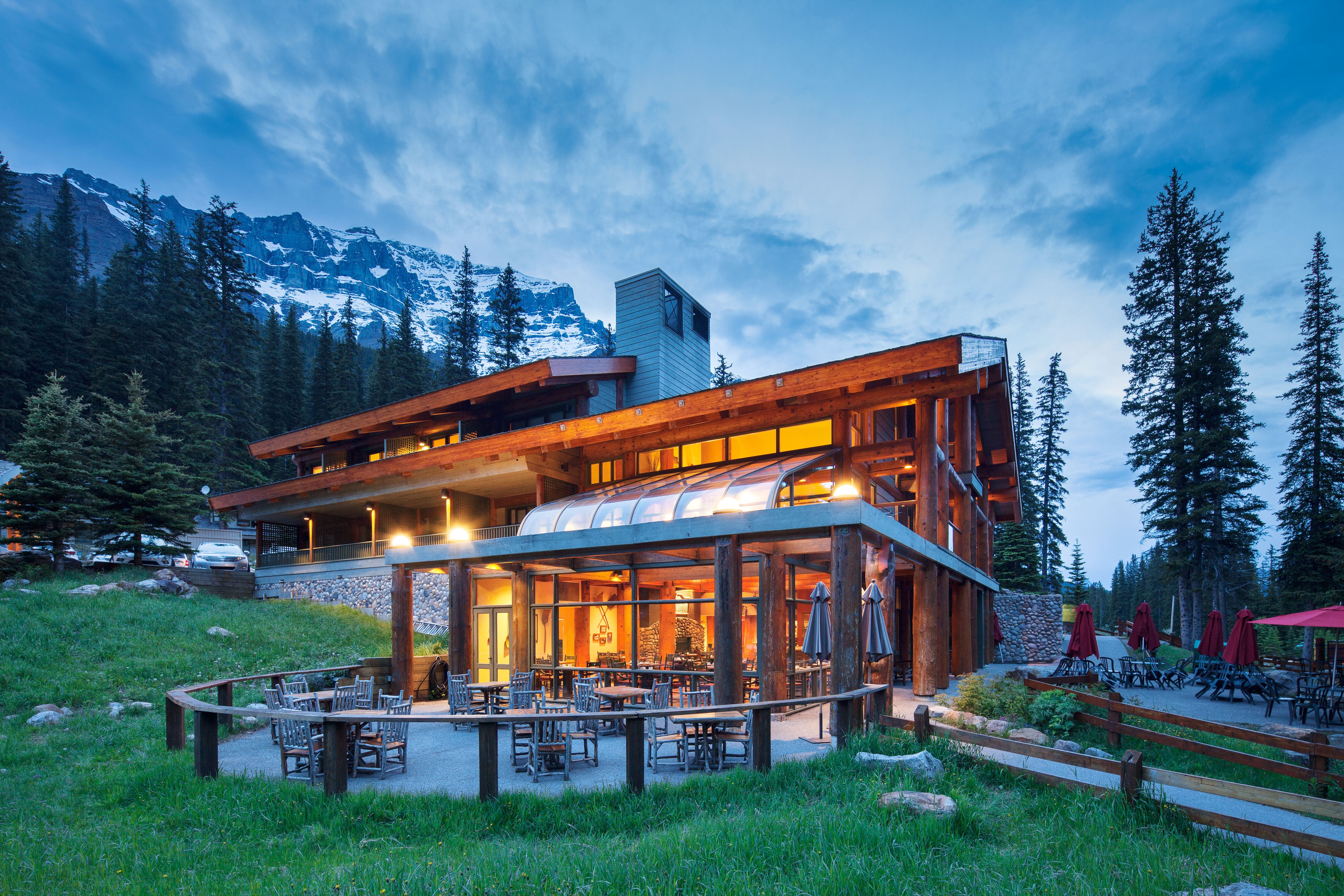 Moraine Lake Lodge Moraine Lake Lodge Lake Lodge Banff Lodge