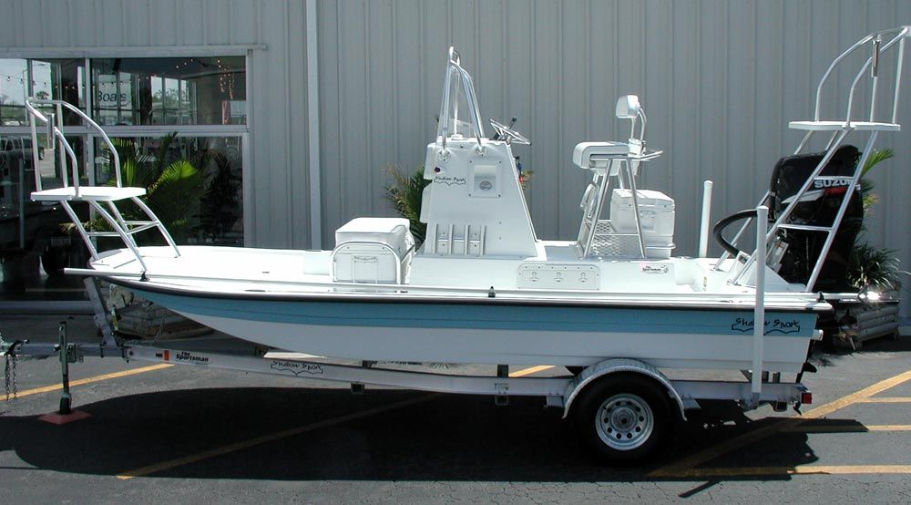 Pin on Shallow Sport Boats