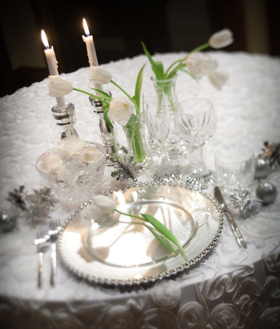 30 Amazing Winter Wonderland Wedding Centerpieces | Wedding ...