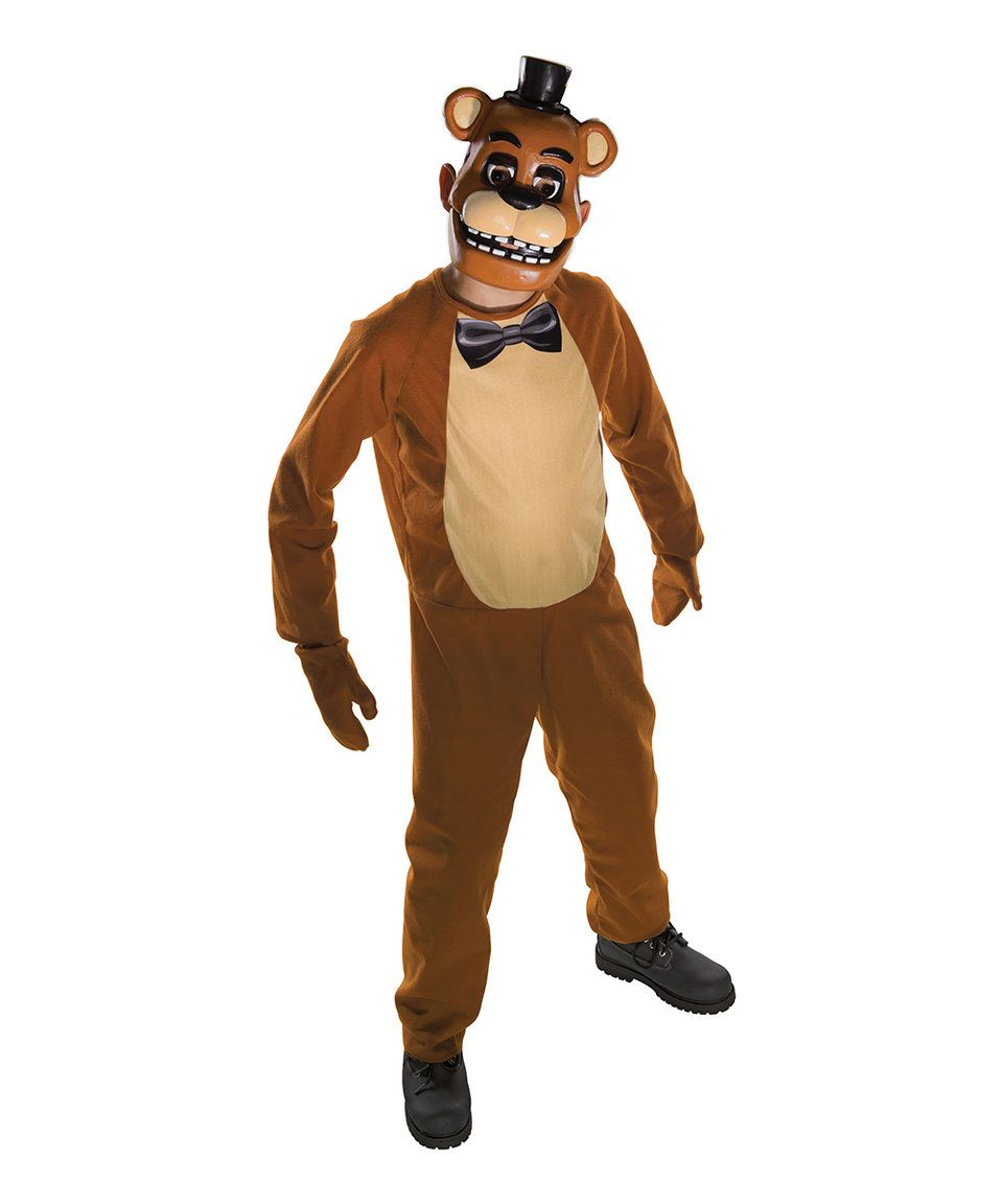 Dress up five nights at freedys - Take A Look At This Fnaf Freddy Dress Up Set Kids Today