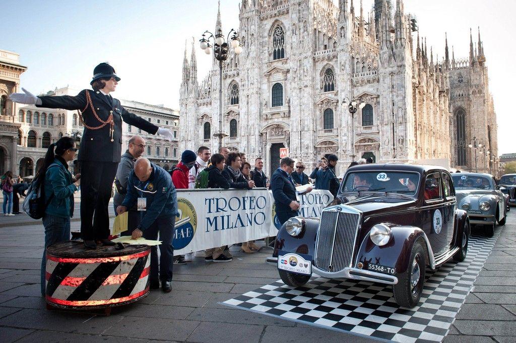 Trofeo Milano: il 12 ottobre al via la settima edizione