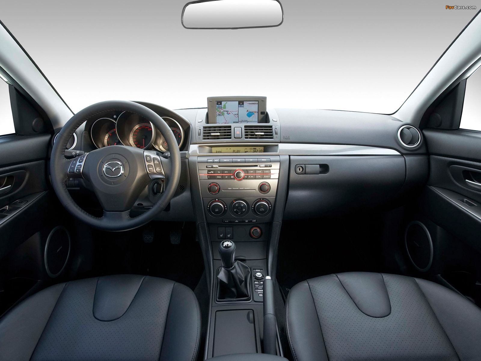 Mazda3 Sport Sedan (BK2) 200609